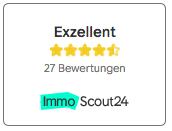 Exzellent – ImmoScout 24