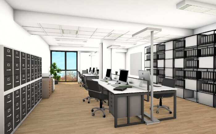 Büro II Anim.